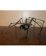 Spider metal recycled art - $29.99