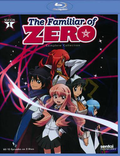 The Familiar of Zero: Complete First Season 1 (Blu-ray Disc Set) NEW Anime