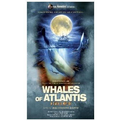 Whales of Atlantis: In Search of Moby Dick (Blu-ray/DVD, 2-Disc Set) New