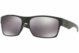 Oakley TwoFace Sunglasses OO9189-37 Polished Black  Prizm Black Lens - $138.59