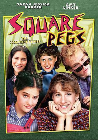 Square Pegs - The Complete Series (DVD, 2014, 2-Disc Set) New Classic TV Series