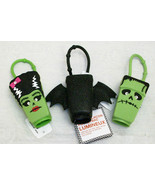 Bath Body Works Bride Of Frankenstien, Frankenstein,  Bat Pocketbac Holders  - $29.95