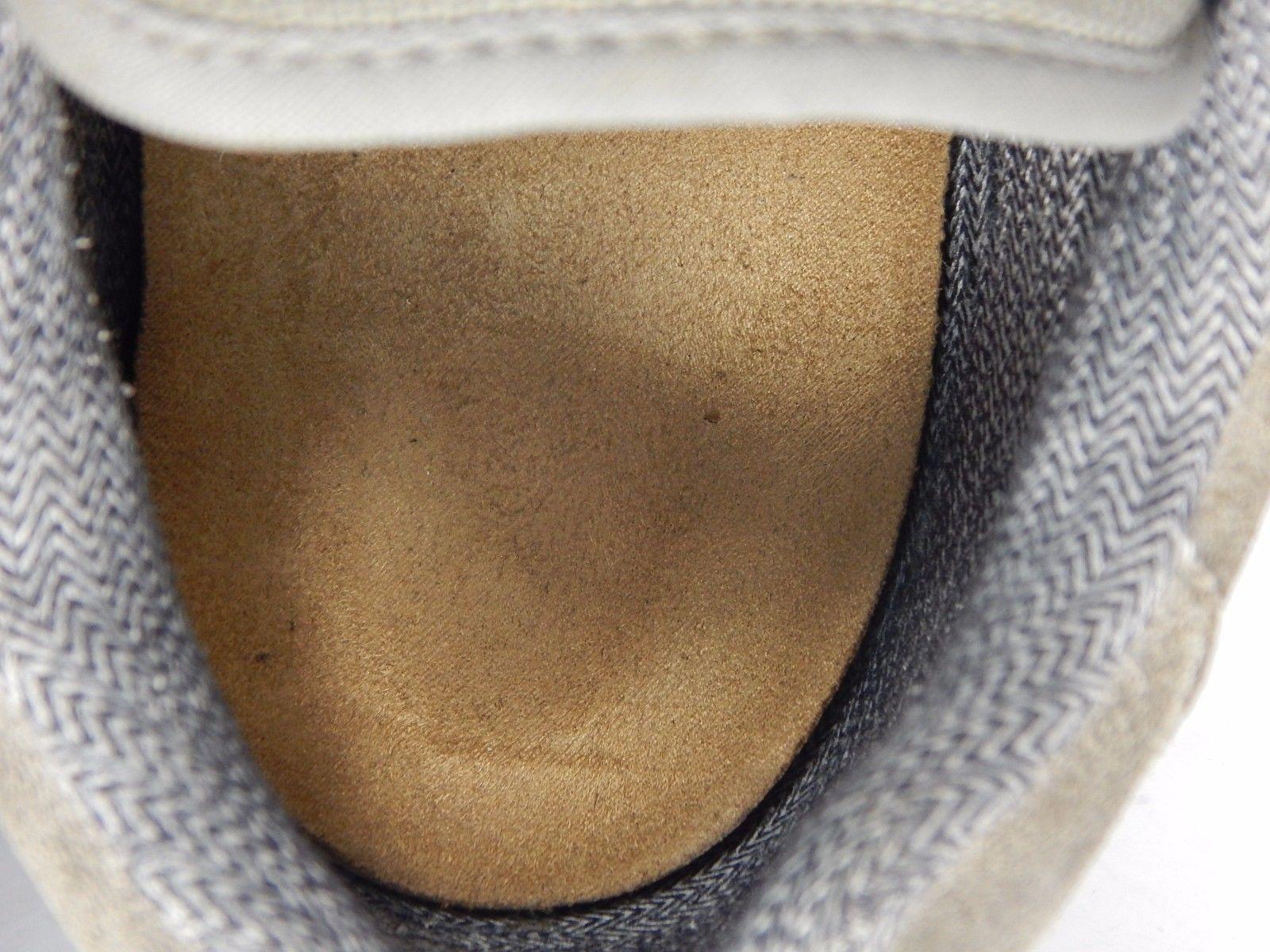 Raichle Low Cut Brown Nubuck Leather Hiking Shoes Size US 13 M (D) EU 47