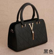 Free Shipping Women Leather Shoulder Bags Women Handbags Large Purse,L300-1 - $39.99