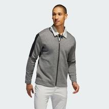 Adidas Adicross Men's Golf Jumper Fleece Cardigan Sweater Sweatshirt Top DZ9968 - $55.21