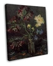 VAN GOGH VASE WITH MYOSOTIS AND PEONIES 16x12 F... - $29.95