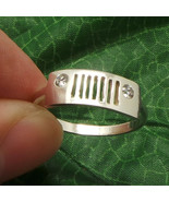 Sterling Silver Jeep Ring - Jeep Jewelry for Jeep Girl, jeep life, off r... - $42.00