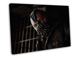 Bane the Dark Knight Rises 16x12 FRAMED CANVAS Print - $29.95