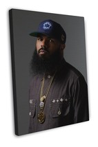 Stalley Rapper Music Hip-Hop 16x12 FRAMED CANVAS Print - $22.46
