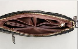 Fashion Women Leather Shoulder Bags Messenger Bags Free Shipping Clutch Bag304-5 image 7