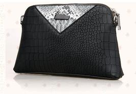 Fashion Women Leather Shoulder Bags Messenger Bags Free Shipping Clutch Bag304-5 image 15