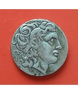1 PCS, Rare ancient coin Alexander III the Great 336-323 BC.Silver Drach... - $10.14