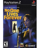 No One Lives Forever [PlayStation2] - $5.68