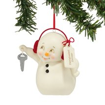 Department 56 Snowpinions Designated Driver Ornament