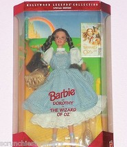 Wizard of Oz Dorothy Barbie Doll Hollywood Legends1995 - $199.95