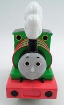 Cute Working 2009 Mattel Thomas the Tank Engine Percy Train Talking Flashlight - $13.32