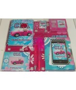 Dimension CIA Cutie in Action 48 Piece Keychain Pen Diary Stickers Journ... - $34.95
