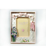 Spring Recital Picture Frame with Ballet Shoes  - $13.99