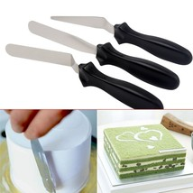 3Pcs/Set For Cake Smoother Bakeware Pastry Cake Decorating Cake Spatula ... - €9,09 EUR
