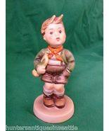 """Hummel #97 """"Trumpet Boy"""" TMK-2 Figure By Goebel - $125.00"""