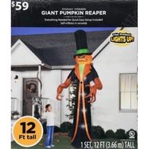Airblown Halloween Pumpkin Reaper - $75.38