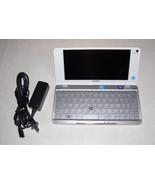 Sony Vaio VGN P72K P Series Lifestyle UMPC Intel Atom 1.33GHz 64GB SSD 2... - $292.05
