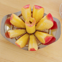 Stainless Steel Apple Corers Slicer Cutter Fruit Knife - $7.53