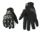 Motorcycle Bike Full Finger Racing Riding Protective Gloves Black M