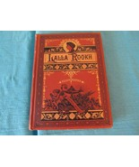 Lalla Rookh an Oriental Romance Book by Thomas Moore Illustrated Gilt Edged - $29.82
