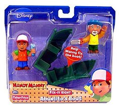 Handy Manny Fix-It-Right Abuelito's Boat  - $25.00