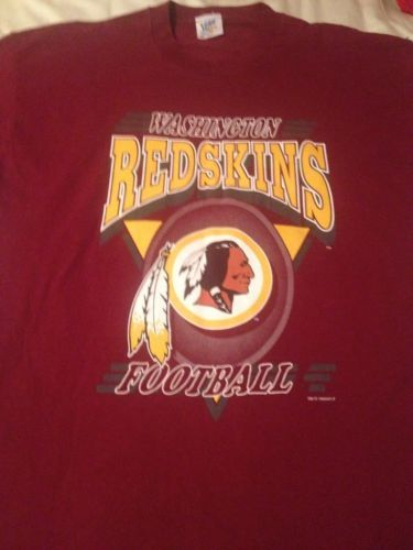 newest collection 2d959 1f467 NFL Washington Redskins Vintage 90's and 10 similar items