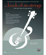 The Book of Six Strings:The Zen Way To Play Guitar/Book/CD Set - $20.99
