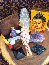 The Essential Protection Crystal Healing Kit - $74.00