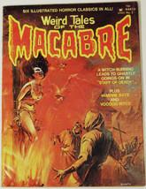 Weird Tales Of The Macabre# 2 Mar 1975 B&W Boris Vallejo Cover Atlas: 9.0 VF-NM - $50.00