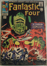 FANTASTIC FOUR# 49 Apr 1966 1st Silver Surfer/Galactus Cover Kirby KEY:5... - $185.00