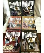 LOT DOO WOP Gold 50 & 51 + Rock Rhythm & DooWop  6 DVD  TIME LIFE SEALED  - $39.99