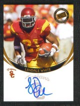 2006 Press Pass Lendale White Rookie Authentic Auto Near Mint !! - $16.99