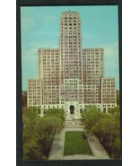 ALFRED  E.  SMITH  STATE  OFFICE  BUILDING  ALBANY  NEW  YORK  POST CARD... - $14.99