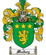 Mulkey Family Crest / Coat of Arms JPG or PDF Image Download - $6.99