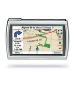 Harman Kardon GPS-300 4-Inch Portable GPS Navigator - $90.00
