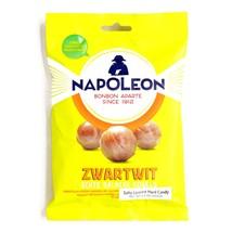 Napoleon Zwart wit Kogel Licorice Candy 5.29 oz... - $29.99