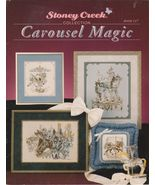 Carousel Magic Cross Stitch Patterns Stoney Cre... - $5.49