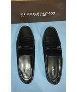 Florsheim Mens Dress Loafer Shoes Black Size 12 3E - $34.97
