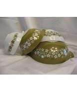 Vintage Pyrex Spring Blossom Cinderella Mixing Bowl Set- 400, 401, 402, ... - $144.99