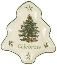 Spode Christmas Tree Charming Sentiment Tray, Celebrate Tree - $20.00
