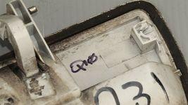 04-12 Nissan Armada Rear Hatch Tailgate Liftgate Trunk Exterior Door Handle WHT image 4