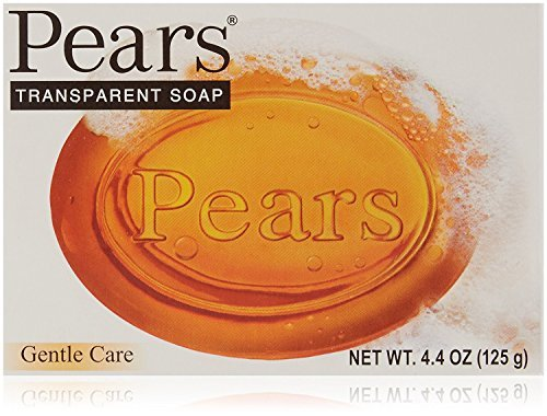 Pears Original Transparent Soap 4.4 Oz, 24 Count