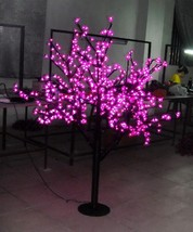 864pcs LED Bulbs LED Cherry Blossom Tree Light Christmas Light 5ft Height Pink - $299.00