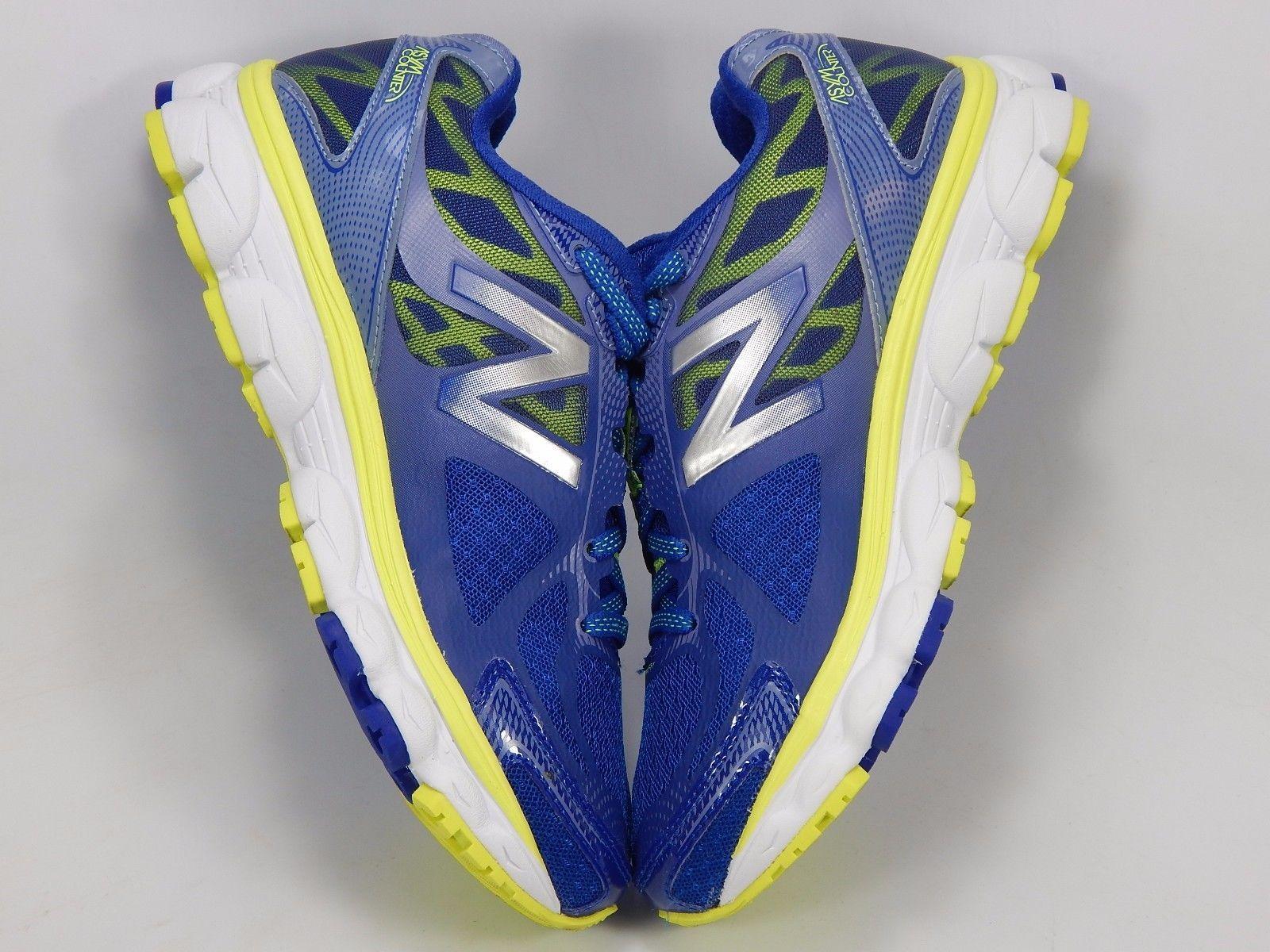 New Balance 1080 v5 Women's Running Shoes Size US 6 M (B) EU 36.5 Blue W1080BY5