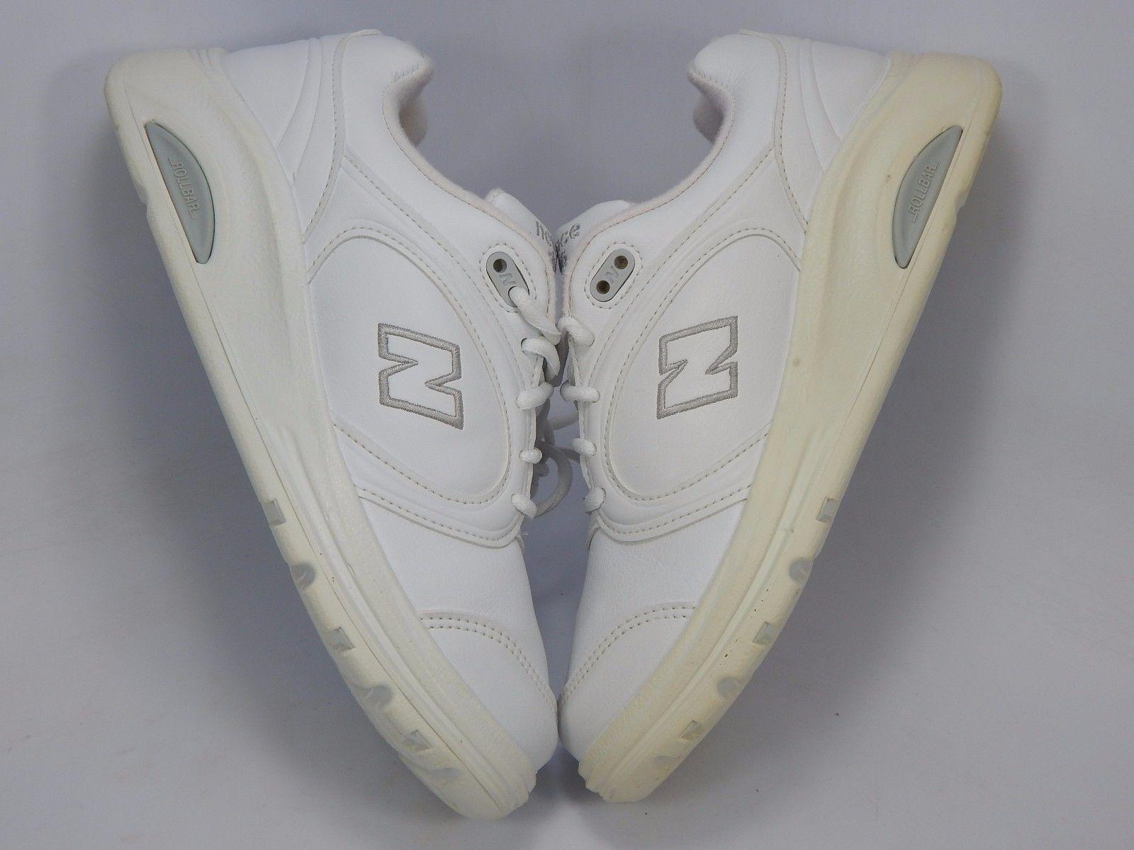 New Balance 812 Women's Walking Shoes Size US 6 M (B) EU 36.5 White WW812WT
